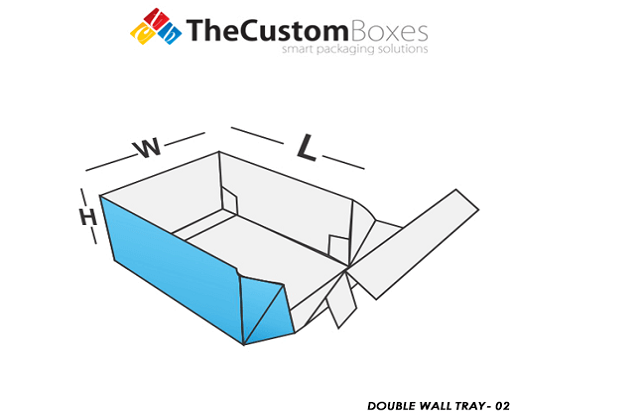 double wall try box