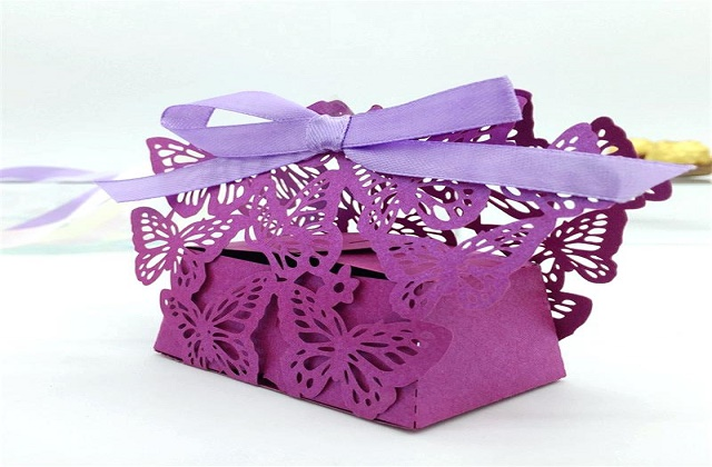 gift boxes with decoration