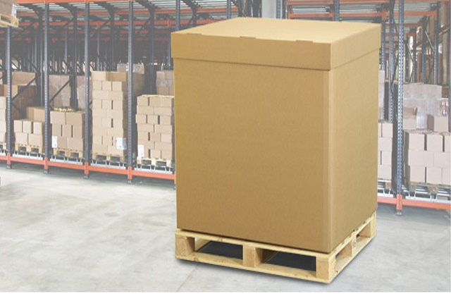 compression strength of cardboard boxes