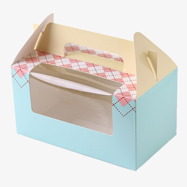 gabble boxes for cake