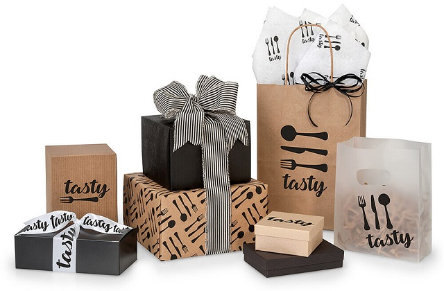 brand building with packaging boxes