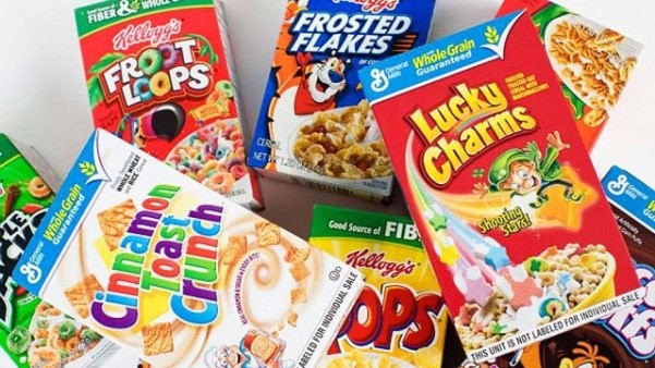 cereal boxes for kids