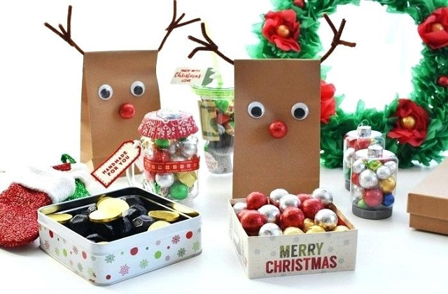 customized Christmas boxes