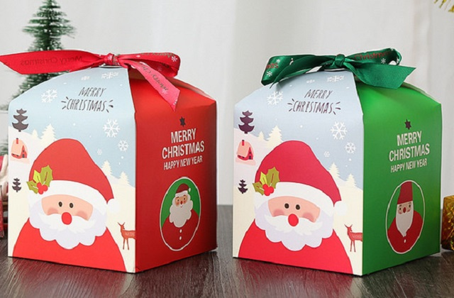 amazing Christmas boxes