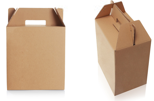 boxes with handles