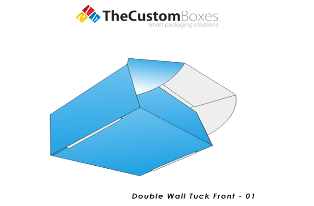 double wall tuck font boxes