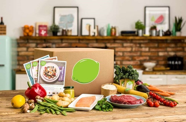 subscription boxes for food