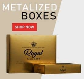Metalized Boxes
