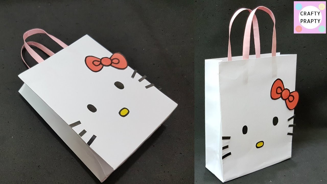 paper bags by TheCustomBoxes