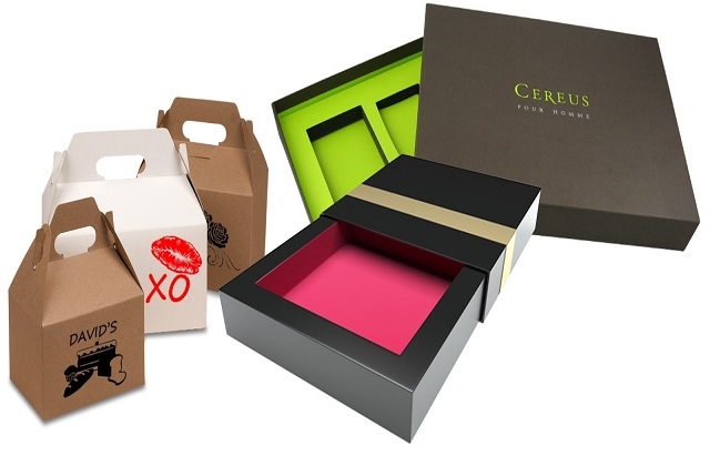 custom printed boxes for packaging