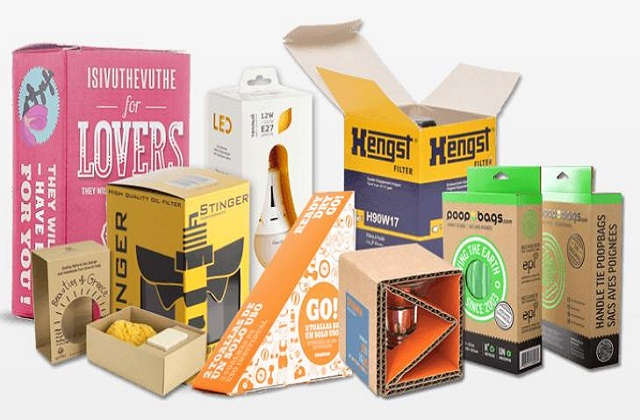 product boxes packaging