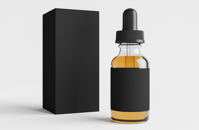 e-cigarette liquid packaging
