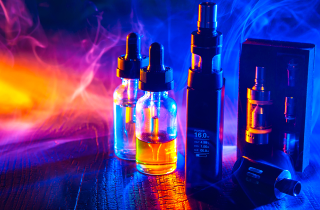 eco-friendly packaging for vape oils