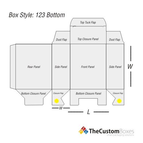 1-2-3 Bottom Design