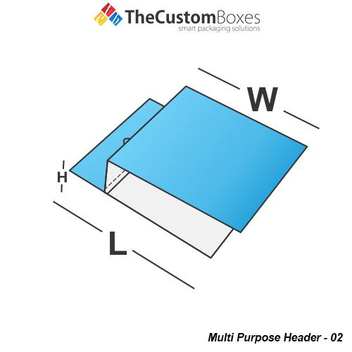 Multi Purpose Header Box