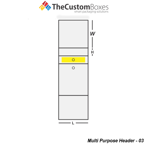 Multi Purpose Header Template