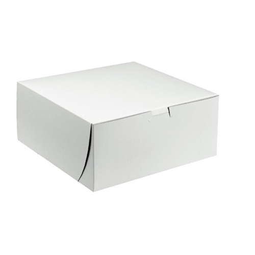 Boxes for bakey products