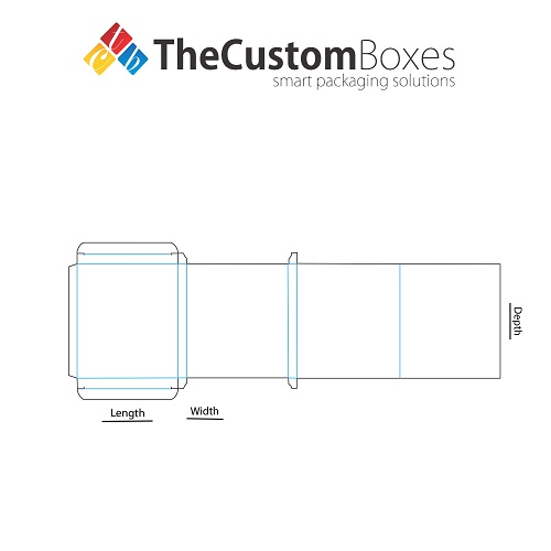 Bookend CD Case Template01