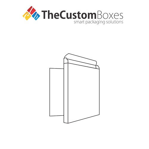 Bookend CD Case Template02