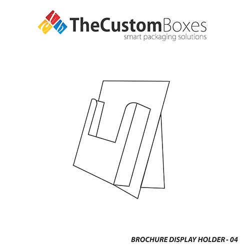Brochure-Display-Holder-Full-Template