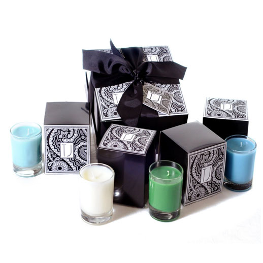 custom Candle Boxes designs