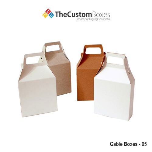 Cardboard-Gable-Boxes