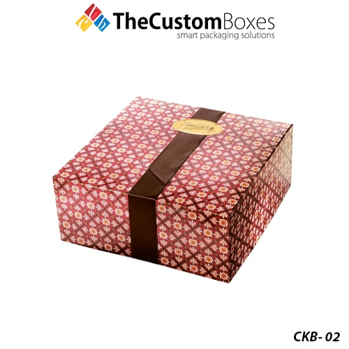 Cookie Boxes | Custom Cookie Boxes | Bakery Cookie Boxes