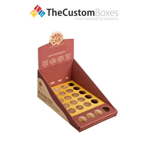 Cosmetic Counter Display Box
