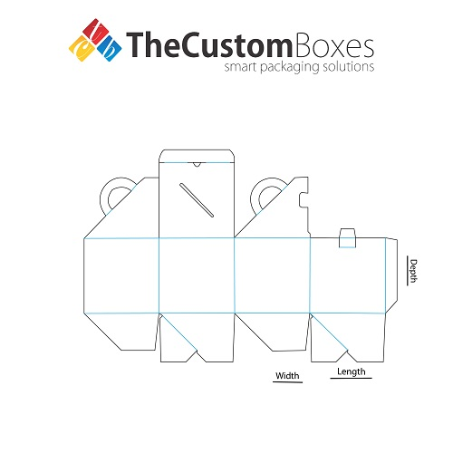 Cube Shaped Carrier Template01