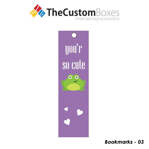 Custom-Design-Bookmarks