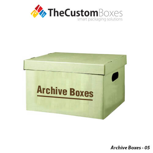 Custom-Design-of-Archive-Boxes