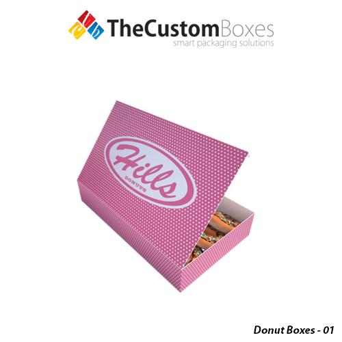 Custom-Design-of-Donut-Boxes