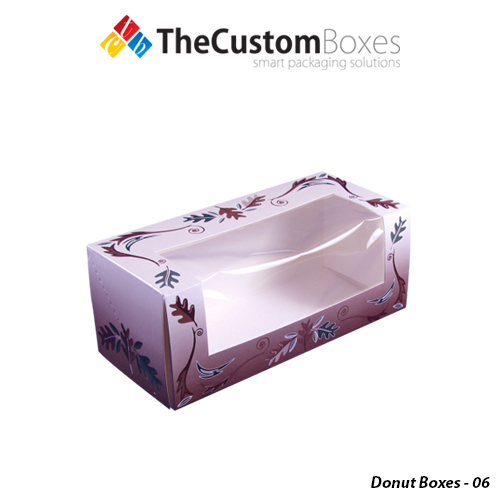 Donut-Boxes-Designs
