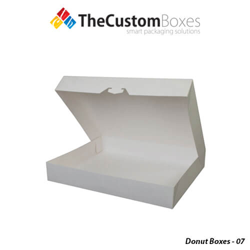 Donut Boxes Wholesale Custom Donut Boxes Printed With