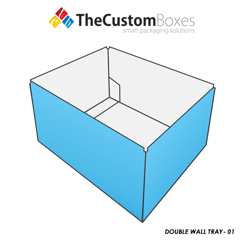 Double-Wall-Tray