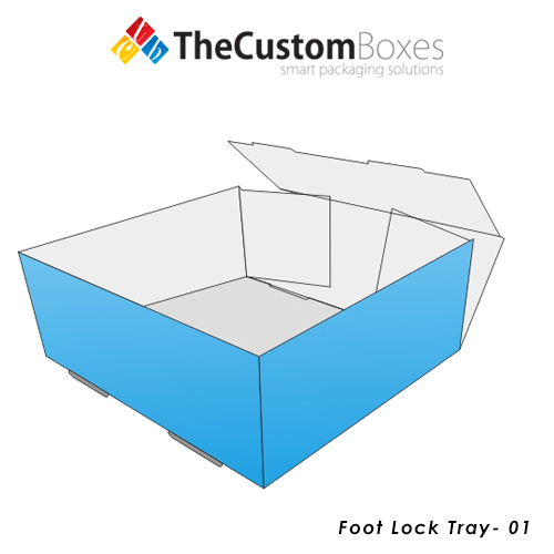 Foot-Lock-Tray