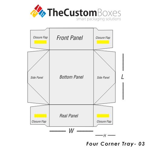 Four-Corner-Tray-Design