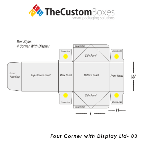 Four-Corner-with-Display-Lid-Design