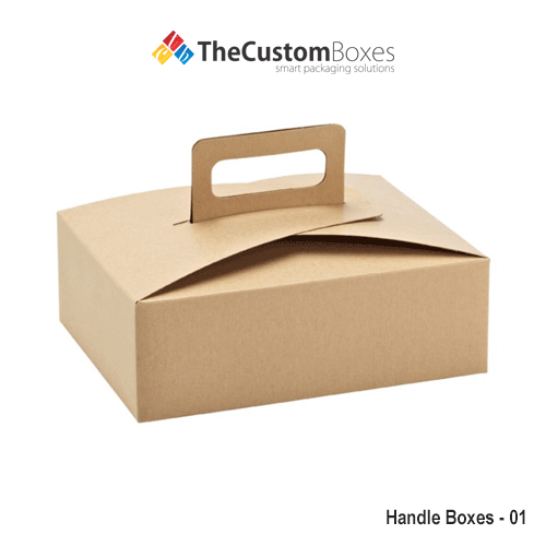 Handle-Packaging-Box