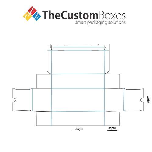 Piece Tray With Reinforced Side Walls Template01