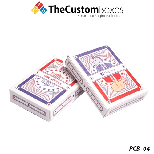 playing card boxes | custom printed playing card boxes