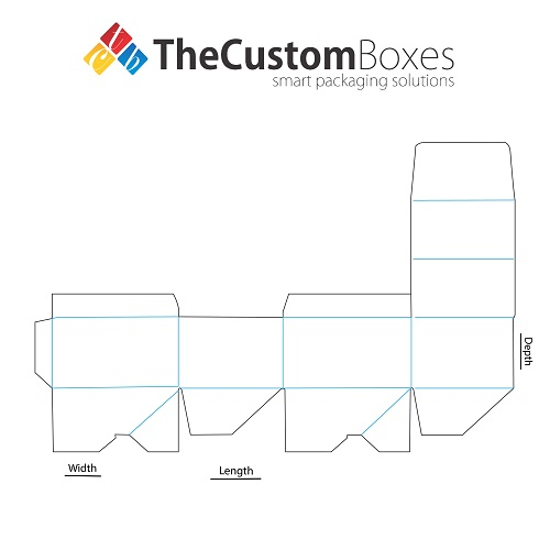 Pop-Display-Box-Auto-Bottom-Template