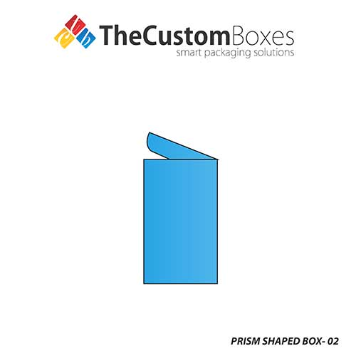 b12f3a4ca01e Fancy Prism Shaped Box Packaging - The Custom Boxes