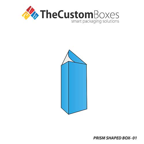Prism-Shaped-Box