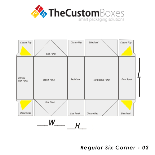 Regular-Six-Corner-Design