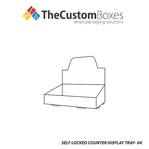 Self-Locked-Counter-Display-Tray-template