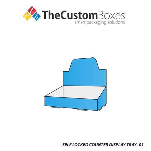 Self-Locked-Counter-Display-Tray