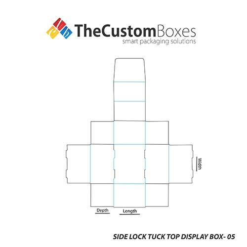 Side-Lock-Tuck-Top-Display-Box-full-template