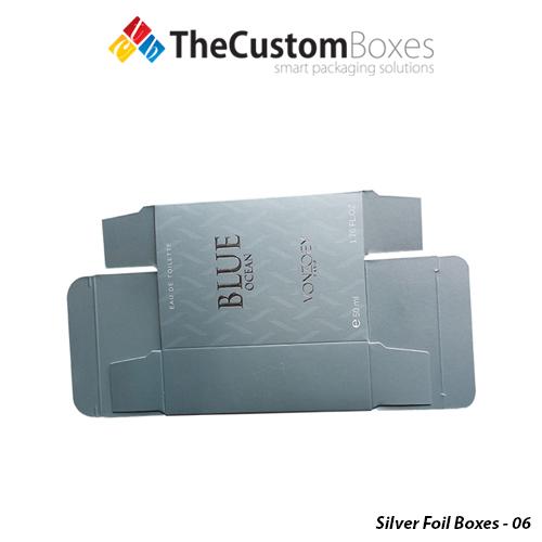 Silver-Foil-Packaging