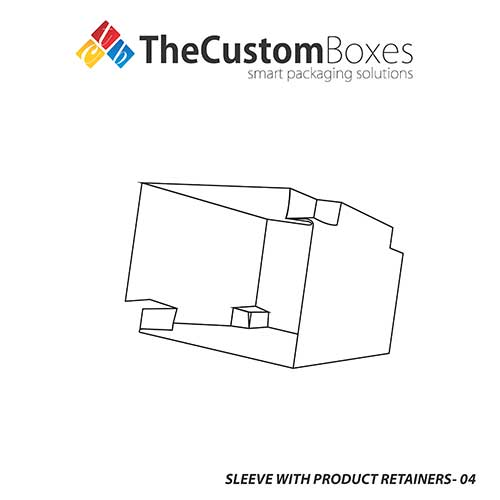 Sleeve-With-Product-Retainers-Template